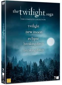 The Twilight Saga - Complete Collection