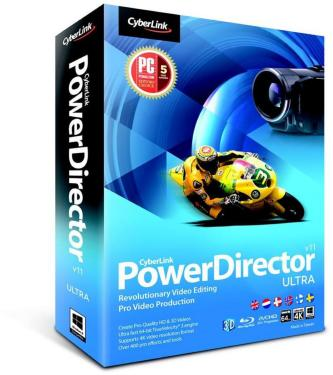 Cyberlink PowerDirector 11 Ultra