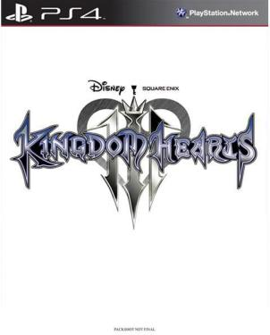 Kingdom Hearts III til Playstation 4