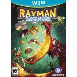 Rayman Legends til Wii U
