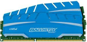 Crucial Ballistix Sport XT DDR3 1866MHz 8GB CL10 (2x4GB)