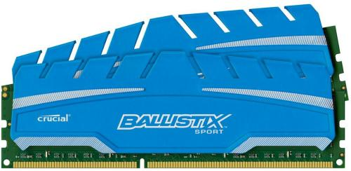 Crucial Ballistix Sport XT DDR3 1600MHz 8GB CL9 (2x4GB)