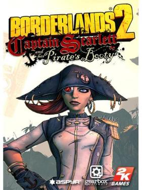 Borderlands 2: Captain Scarlett DLC til Mac
