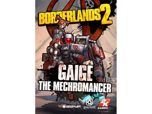 Borderlands 2: Mechromancer Pack til Mac