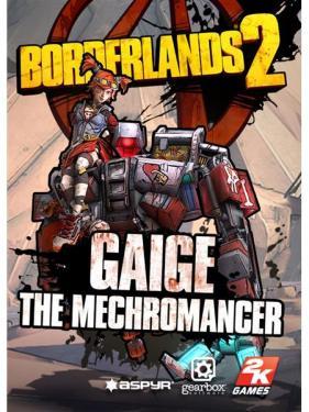Borderlands 2: Mechromancer Pack til Mac