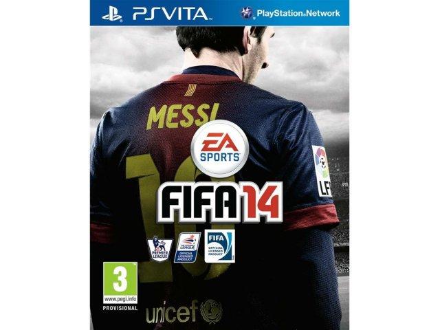 FIFA 14 til Playstation Vita
