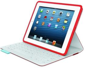 Logitech FabricSkin Keyboard Folio (iPad)