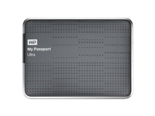 Western Digital My Passport Ultra 500GB