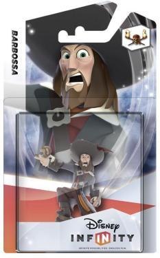 Disney Infinity Figur: Barbossa
