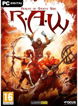 R.A.W: Realms of Ancient War til PC