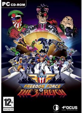 Freedom Force Vs The Third Reich til PC