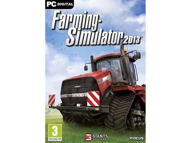 Farming Simulator 2013 til PC