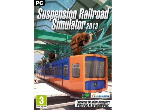 Suspension Railroad Simulator 2013 til PC