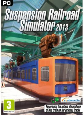 Suspension Railroad Simulator 2013 til PC