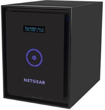 Netgear ReadyNAS 516 6-Bay