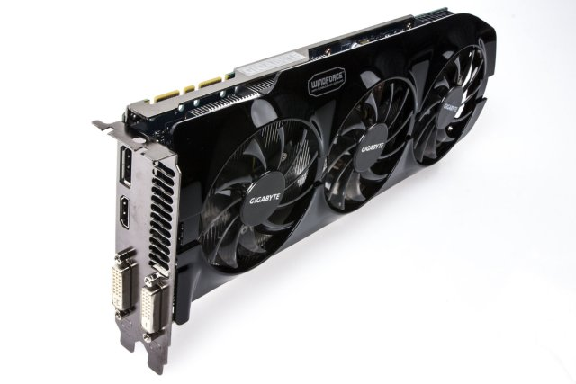 Gigabyte GeForce GTX 760 2GB Windforce 3X