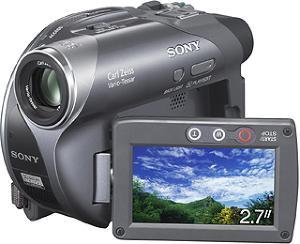 Sony DCR-DVD304E
