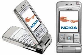 Nokia 6260 med abonnement