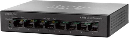 Cisco SF100D-08P-EU