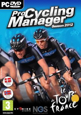 Pro Cycling Manager 2012 til PC