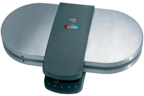 Wilfa WAD-518MS vaffeljern