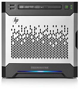 HP ProLiant Microserver Gen8 G1610T