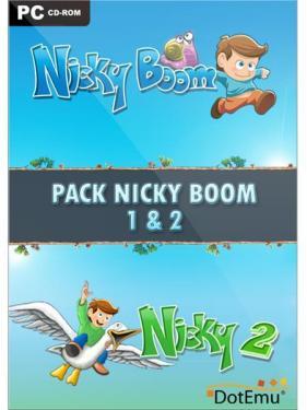 Nicky Boom til PC