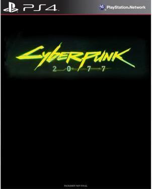 Cyberpunk 2077 til Playstation 4