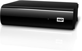 Western Digital My Book AV-TV 1TB