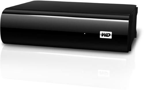 Western Digital My Book AV-TV 2TB