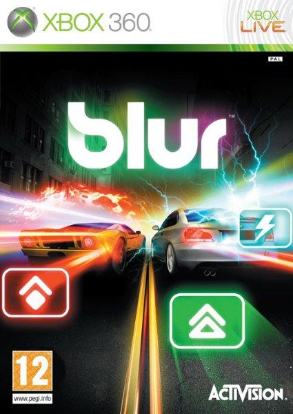 Blur til Xbox 360