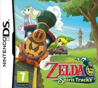 The Legend of Zelda: Spirit Tracks til DS