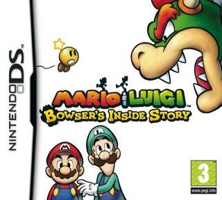 Mario & Luigi: Bowser's Inside Story til DS