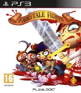 Fairytale Fights til PlayStation 3