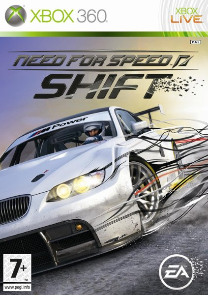 Need for Speed: Shift til Xbox 360