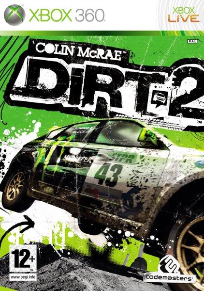 Colin McRae: Dirt 2 til Xbox 360