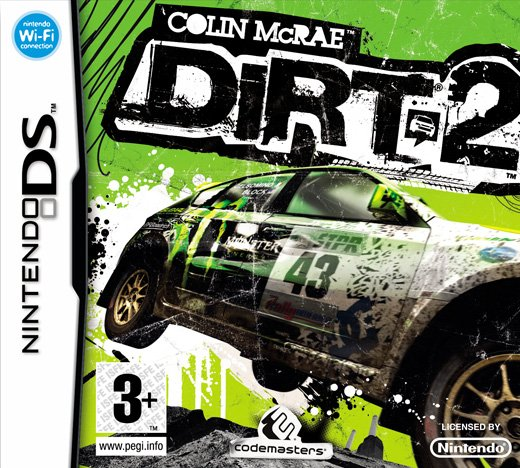 Colin McRae: Dirt 2 til DS