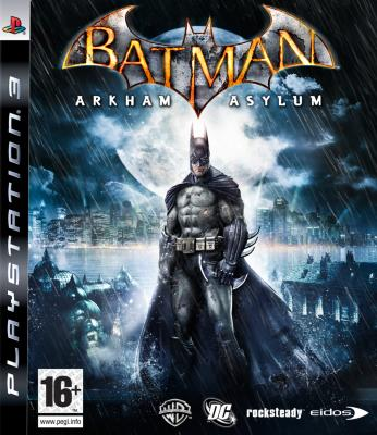 Batman: Arkham Asylum til PlayStation 3