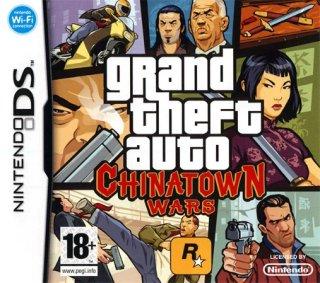 Grand Theft Auto: Chinatown Wars til DS