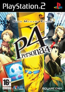Shin Megami Tensei: Persona 4 til PlayStation 2