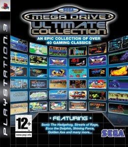 Sega Mega Drive: Ultimate Collection til PlayStation 3