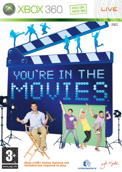 You´re in the Movies til Xbox 360