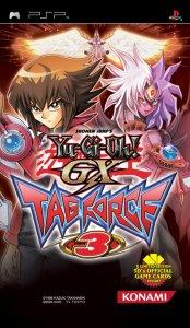 Yu-Gi-Oh! GX Tag Force 3 til PSP