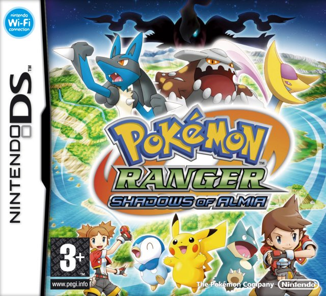 Pokémon Ranger: Shadows of Almia til DS