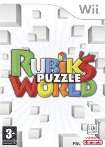Rubik's Puzzle World til Wii