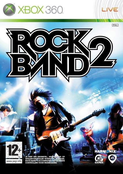 Rock Band 2 til Xbox 360