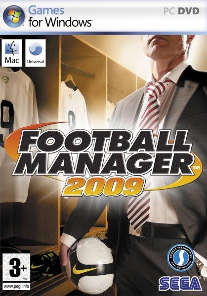 Football Manager 2009 til PC