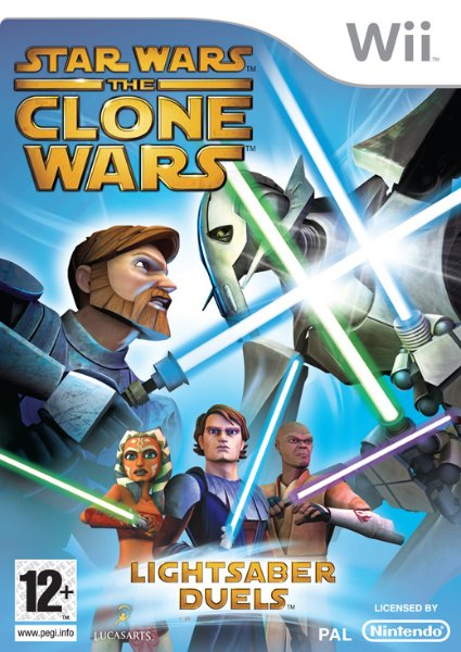 Star Wars: The Clone Wars: Lightsaber Duels til Wii