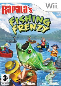 Rapala's Fishing Frenzy til Wii
