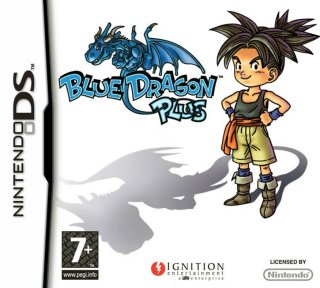 Blue Dragon Plus til DS